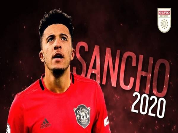 Chuyển nhượng bóng đá Anh 17-7: Man United đạt thỏa thuận với Sancho