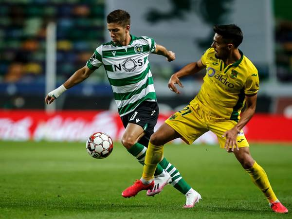 Nhận định tỷ lệ Sporting Lisbon vs Santa Clara (1h15 ngày 11/7)