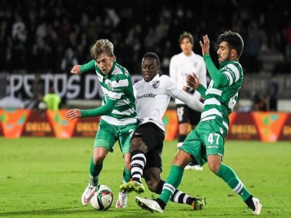 Nhận định tỷ lệ Sporting Lisbon vs Vitoria Setubal (1h00 ngày 22/7)