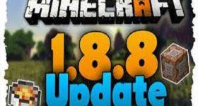 Hướng dẫn tải minecraft 1.8.8 về máy