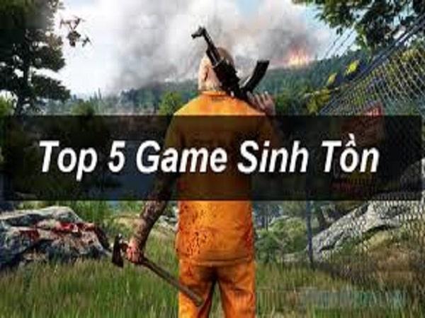 Top game sinh tồn pc hay nhất không nên bỏ lỡ