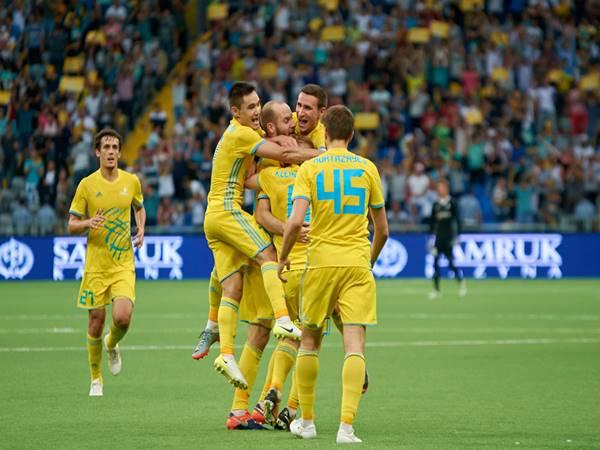 Nhận định tỷ lệ Dinamo Brest vs Astana (1h00 ngày 19/8)