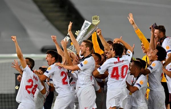 Tin thể thao 22/8: Sevilla lần thứ 6 vô địch Europa League
