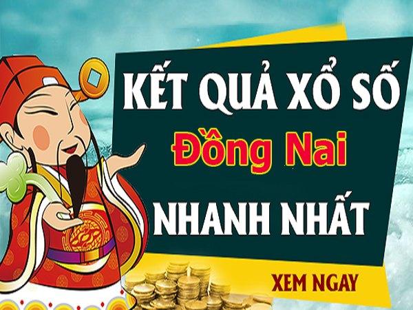 Soi cầu XS Đồng Nai chính xác thứ 4 ngày 09/12/2020