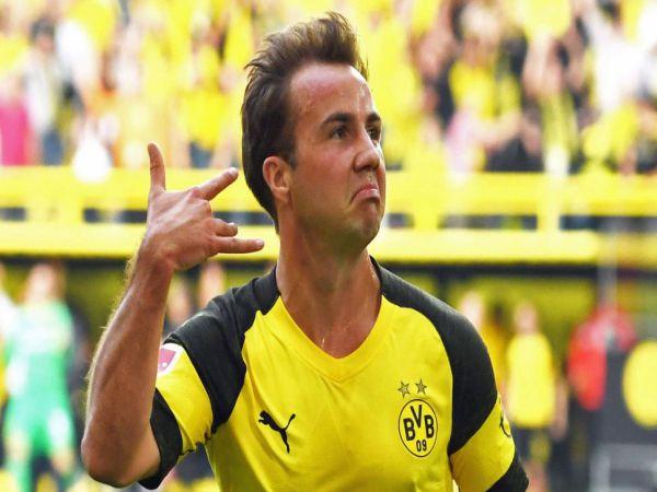 Chuyển nhượng sáng 26/9: CLB Bundesliga quan tâm tới Gotze