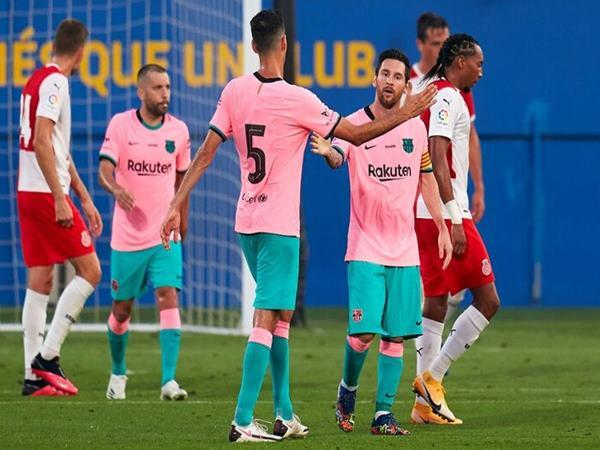 Tin bóng đá 17/9: Messi có bàn thắng từ chân phải