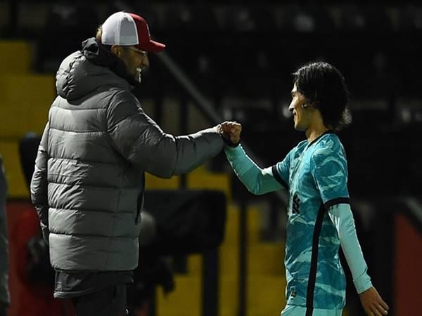 Tin bóng đá chiều 25-9: Klopp tìm ra giải pháp cho Minamino