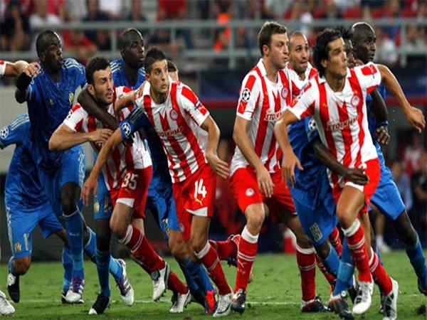 Nhận định bóng đá Olympiakos vs Marseille (2h00 ngày 22/10)