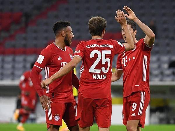 Tin thể thao 1/10: Đánh bại Dortmund, Bayern giành Siêu cúp Đức
