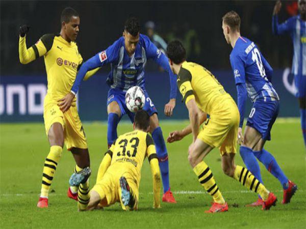 Nhận định bóng đá Hertha Berlin vs Dortmund, 02h30 ngày 22/11