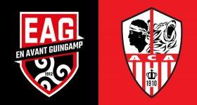 Nhận định Guingamp vs Ajaccio, 02h45 ngày 24/11/2020