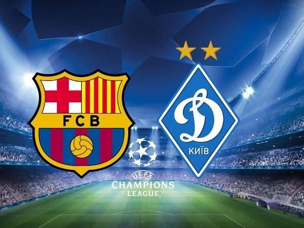 Nhận định kèo Barcelona vs Dinamo Kiev, 3h00 ngày 05/11, Cúp C1