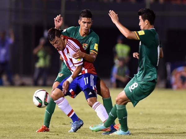 Nhận định trận đấu Paraguay vs Bolivia (6h00 ngày 18/11)