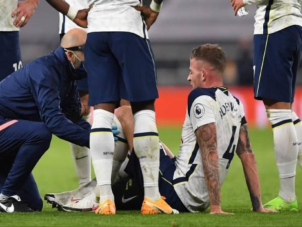 Tin bóng đá Anh 26/11: Jose Mourinho báo tin xấu cho CĐV Tottenham