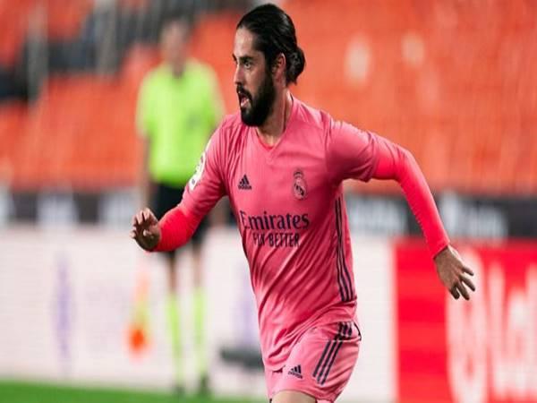 Tin chuyển nhượng 25/11: Isco quyết tâm chia tay Real Madrid