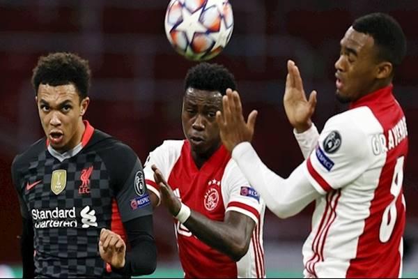 Nhận định bóng đá Liverpool vs Ajax, 03h00 ngày 02/12
