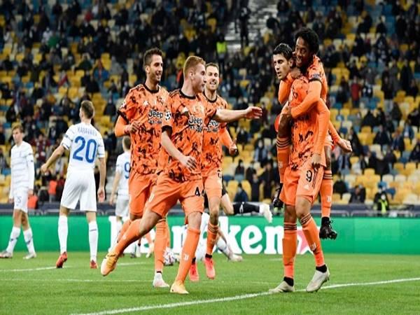 Nhận định trận đấu Juventus vs Dynamo Kiev (3h00 ngày 3/12)