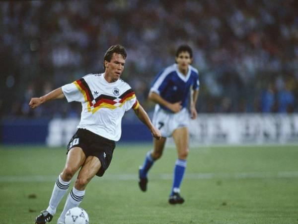 4 huyền thoại bóng đá Đức vĩ đại nhất trong lịch sử