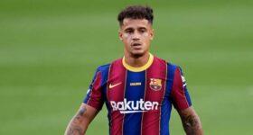 Chuyển nhượng bóng đá 16/3: Barca rao bán Coutinho