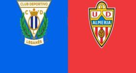 Nhận định trước trận Leganes vs Almeria, 0h15 ngày 28/3