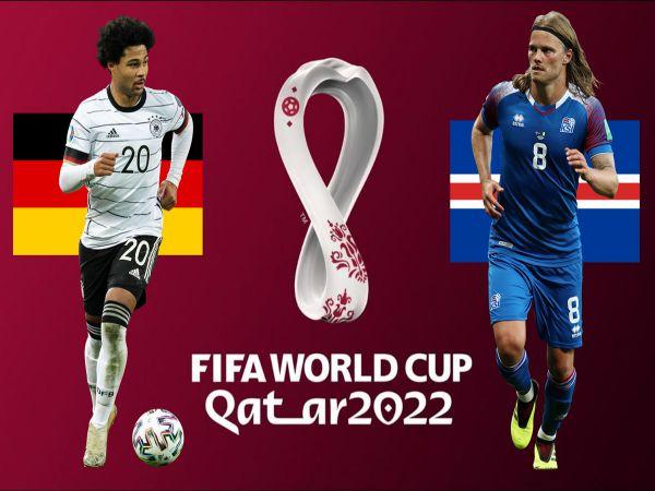 Nhận định kèo Đức vs Iceland, 2h45 ngày 26/3 – VL World Cup