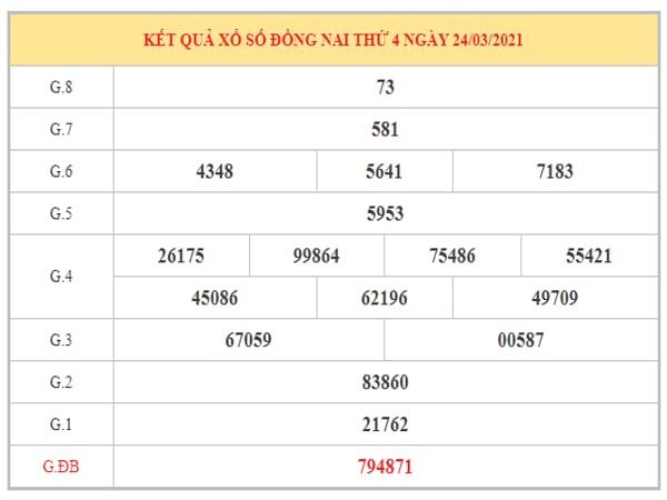 Soi cầu XSDN ngày 30/3/2021 – Soi cầu xổ số Đồng Nai hôm nay thứ 4