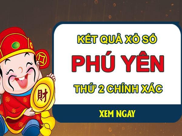 Soi cầu KQXS Phú Yên 12/4/2021 thứ 2 cùng siêu cao thủ