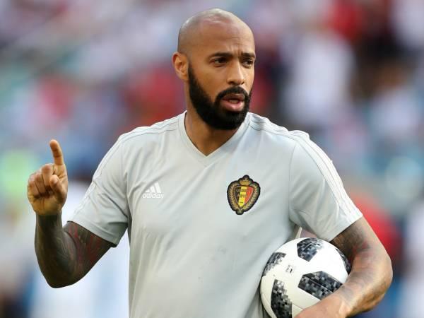 Thierry Henry – Huyền thoại bóng đá vang danh nước Pháp