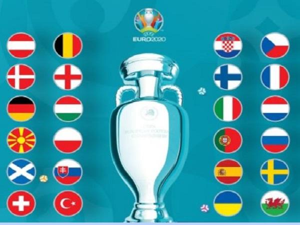 Chi tiết lịch thi đấu tại EURO 2020 theo giờ Việt Nam