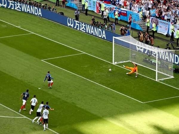 Luật đá Penalty mới nhất được liên đoàn FIFA công bố