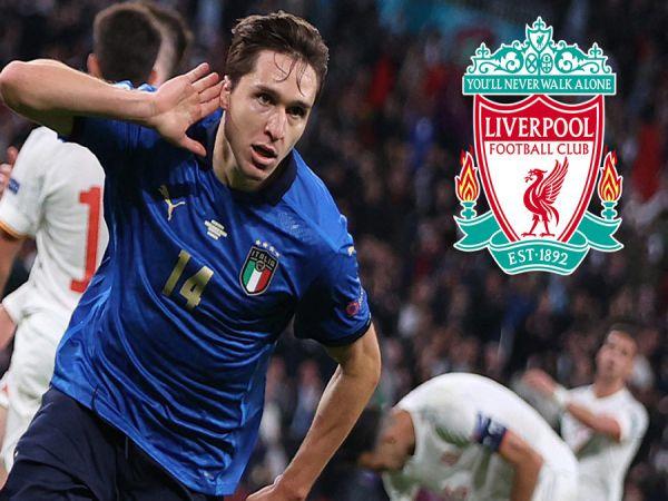 Chuyển nhượng trưa 27/7: Liverpool thất bại vụ Chiesa