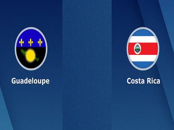 Nhận định Costa Rica vs Guadeloupe – 08h00 13/07/2021, Gold Cup