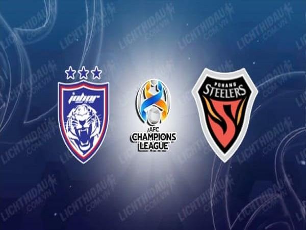 Nhận định soi kèo Johor Darul vs Pohang – 17h00 01/07/2021