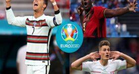 """Tin bóng đá 1/7: Hấp dẫn cuộc đua """"Vua phá lưới"""" UEFA EURO 2020"""