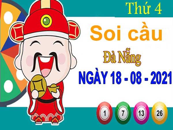 Soi cầu XSDNG ngày 18/8/2021 – Soi cầu KQXS Đà Nẵng thứ 4