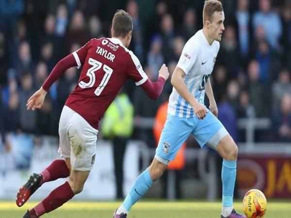 Nhận định bóng đá Coventry vs Northampton (1h45 ngày 12/8)