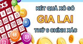 Soi cầu SXGL 24/9/2021 thứ 6 chốt cặp song thủ Gia Lai