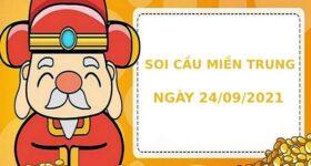 Soi cầu XSMT chuẩn xác thứ 6 ngày 24/9/2021